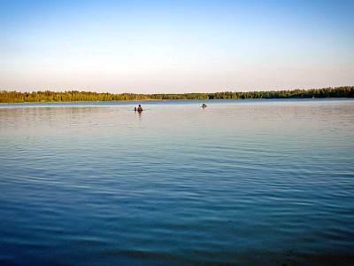 отдых в казани на озере