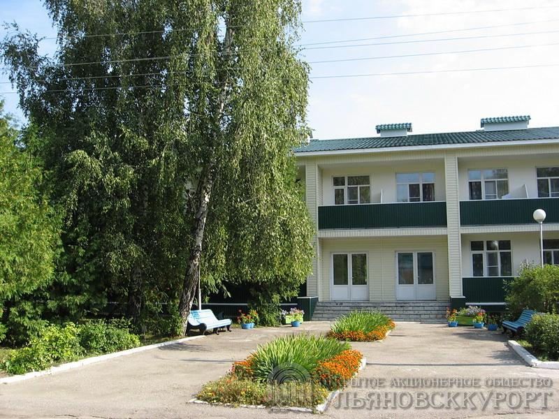 Санатории Ульяновска